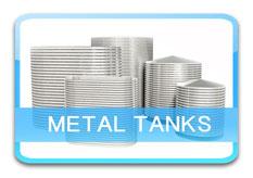 Metal Rainwater Tanks