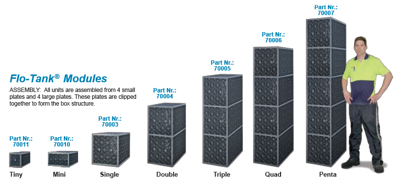 flo tank modules