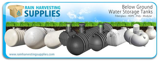 Underground Tank Ace Underground Water Storage Cistern