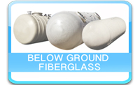 below ground fiberglass tanks