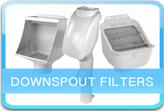 Downspout Filters