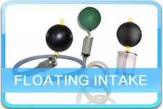 Floating Intake Filters